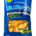 St. Marys Plantain Chips (Kettle Cooked)