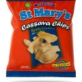 St. Marys Cassava Chips (Kettle Cooked)