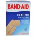 Band -Aid Plastic Comfort Flex