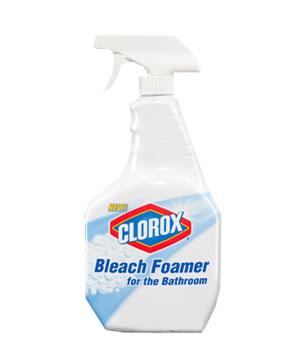 Clorox for Clorox bleach foamer for the bathroom