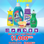 Colgate-Palmolive's Clean and Revive Your Home (July 1 – July 31, 2013)