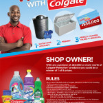 Buy Small Win Big With Colgate (January 20 – March 31, 2014)