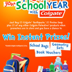 Jump-Start Your School Year with Colgate (July 25th – August 31, 2014)