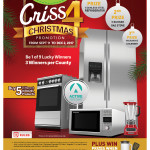 Criss 4 Christmas Promotion